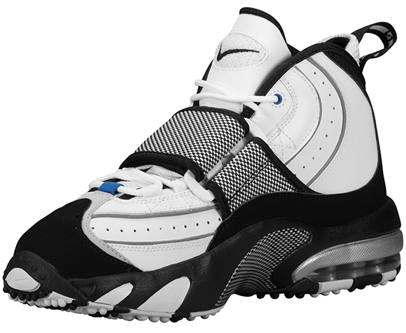 Nike Air Max Pro Streak White Black Dark Concord