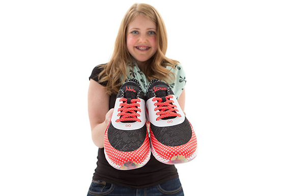 Nike Air Max Thea Womens Doernbecher Designed by Addie Peterson