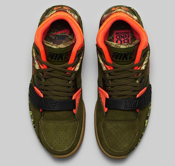 Nike Air Trainer SC II Faded Olive - Official Images
