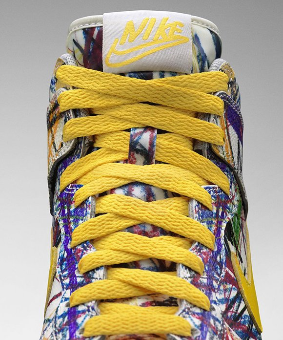 Nike Dunk High GS Premium Scribble Official Images
