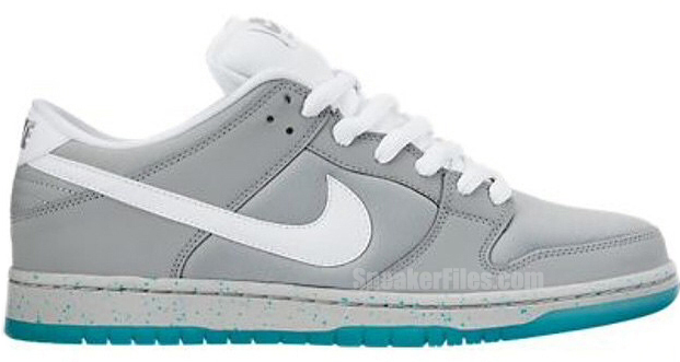 nike dunk sb low 39 air mag 39 2015 sneakerfiles. Black Bedroom Furniture Sets. Home Design Ideas