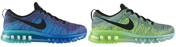 Nike Flyknit Max+ (Mens and Womens) Black Friday 2014