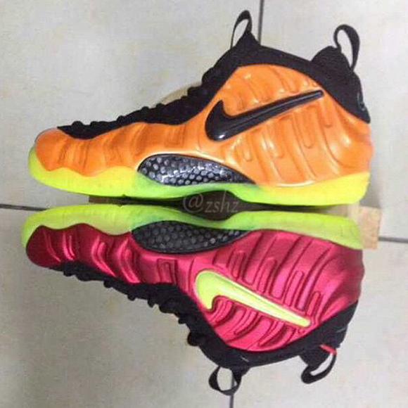 Nike Foamposite Pro What the Foams