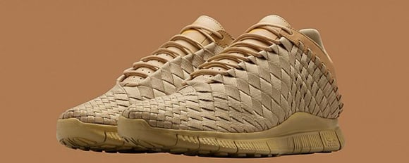Nike Free Inneva Woven Tech SP Desert Wednesday Release