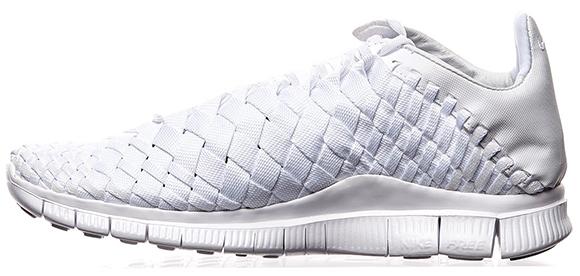 Nike Free Inneva Woven Tech SP Whiteout