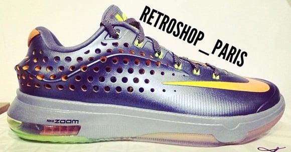 Nike KD 7 Elite Sample That May Release