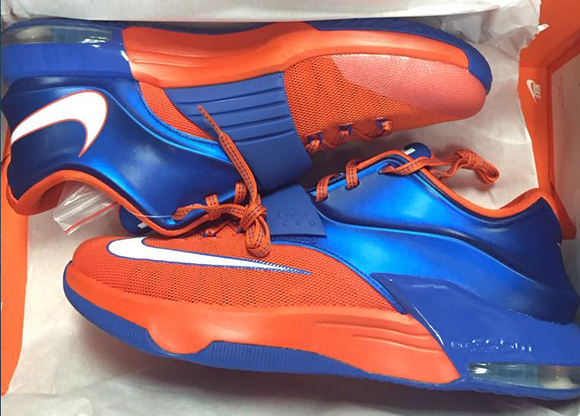 Nike KD 7 Florida Gators Away PE