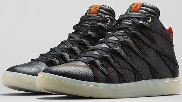 Nike KD 7 Lifestyle Black Saturday Release