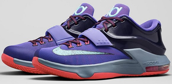 Nike KD 7 Lightning 534 - Official Images