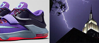 promo code 74346 044ce Nike KD 7 'Lightning 534' - Official Images | SneakerFiles