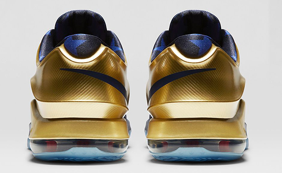 Nike KD 7 Premium Midnight Navy - Official Images