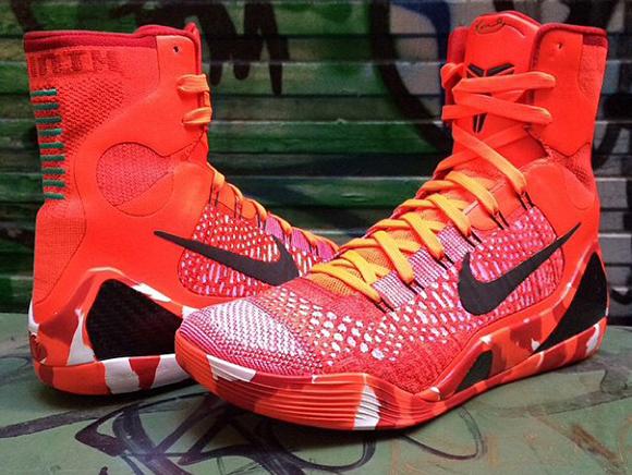 Nike Kobe 9 Elite Christmas Release Date