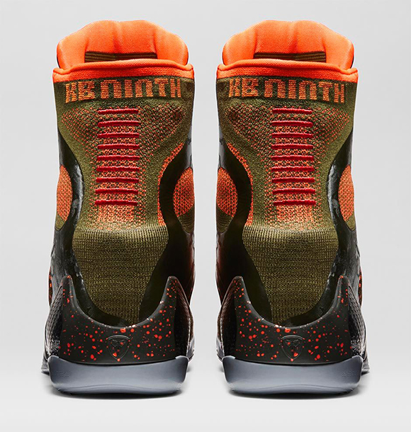 Nike Kobe 9 Elite Sequoia - Official Images