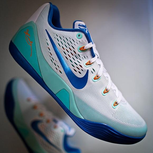 Nike Kobe 9 EM Cappie Pondexter New York Liberty PE