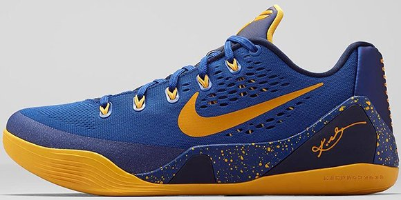 Nike Kobe 9 EM Gym Blue - Official Images