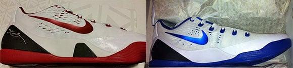 Nike Kobe 9 EM TB in Two New Colorways