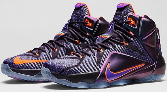 Nike LeBron 12 Instinct Saturday Release