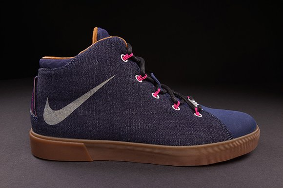 Nike LeBron 12 NSW Lifestyle Denim