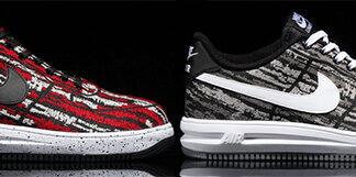Nike Lunar Force 1 Low Jacquard Pack