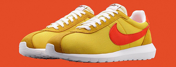 Nike Roshe LD-1000 Maize Wednesday Release