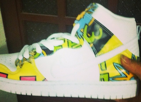 Nike SB Dunk High De La Soul are Returning