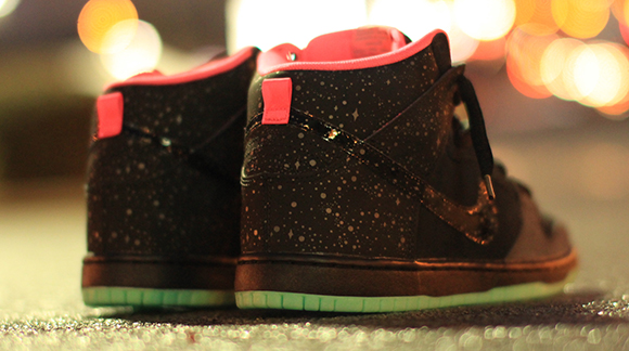 Nike SB Dunk High Premium Northern Lights
