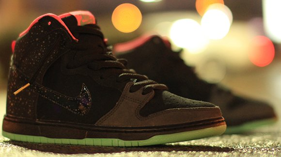 official photos 2d2bc f7755 Nike SB Dunk High Premium 'Northern Lights' | SneakerFiles