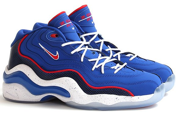 nike zoom flight 96 allen iverson sneakerfiles