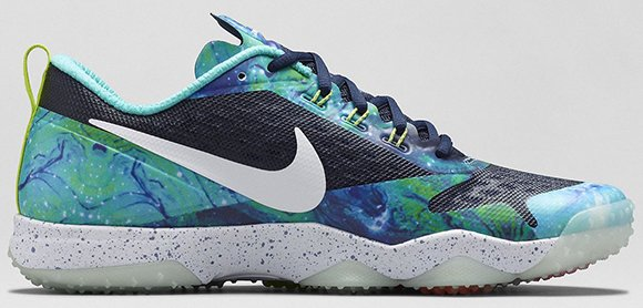 Nike Zoom Hypercross Galaxy - Official Images