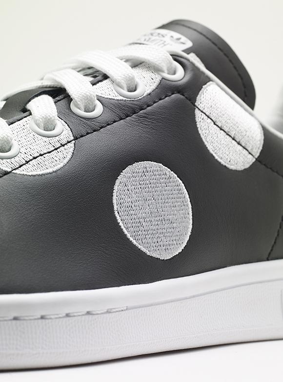 on sale Pharrell x adidas Stan Smith Polka Dot Collection