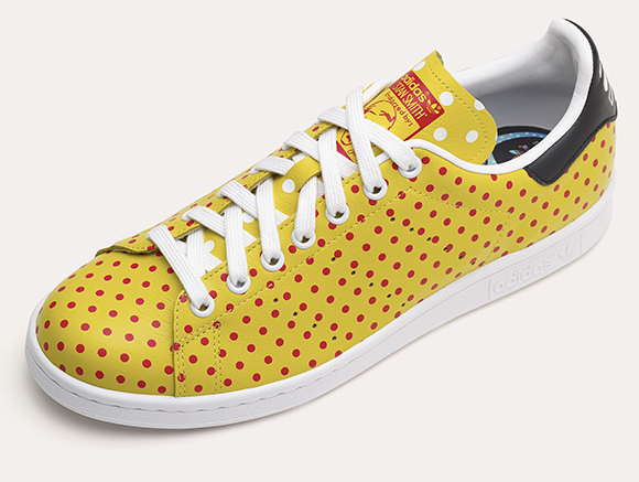 Pharrell x adidas Stan Smith Polka Dot Collection