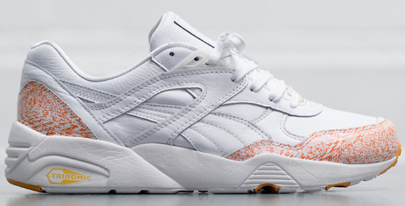 Puma R698 Snow Splatter Pack