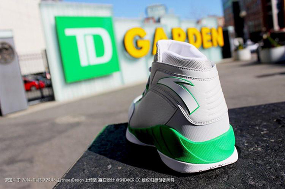 Rajon Rondo New Signature Shoe: The Anta RR2