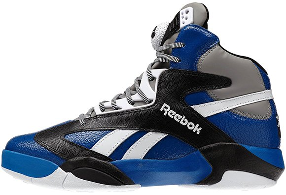 Reebok Shaq Attaq Shattered Backboard