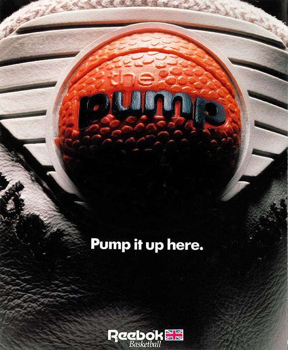 reebok pump ads