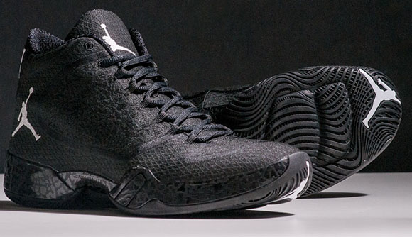 Release Date: Air Jordan XX9 Black/Black-White