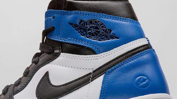 Release Date: Fragment Design x Air Jordan 1 Retro High OG