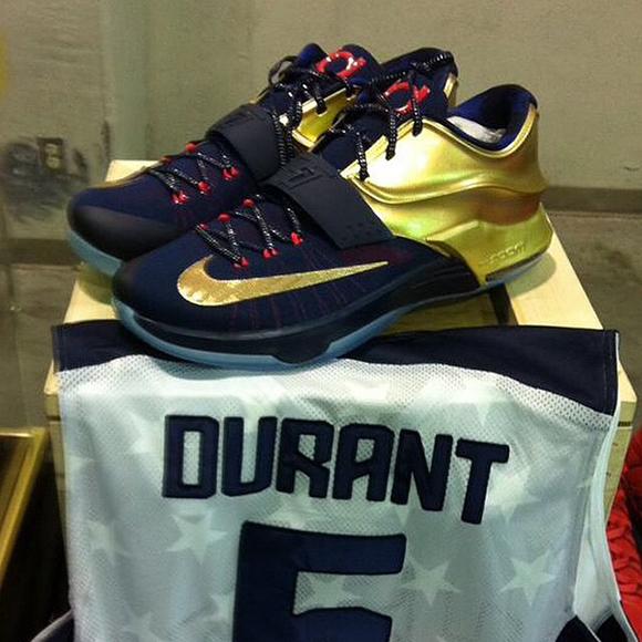 Release Date: Nike KD 7 Midnight Navy