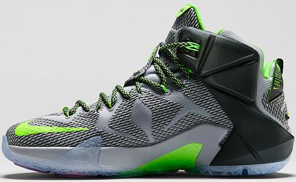 Release Date: Nike LeBron 12 Dunk Force