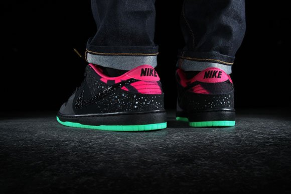 Release Date: Premier x Nike SB Dunk Low Northern Lights