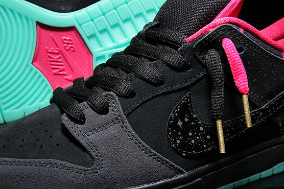 Release Date: Premier x Nike SB Dunk Low Northern Lights