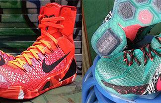 super popular f8b62 801e2 Release Dates  Christmas Nike LeBron 12, KD 7   Kobe 9 Elite   SneakerFiles