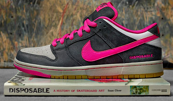 Release Reminder: Nike SB Dunk Low Premium Disposable