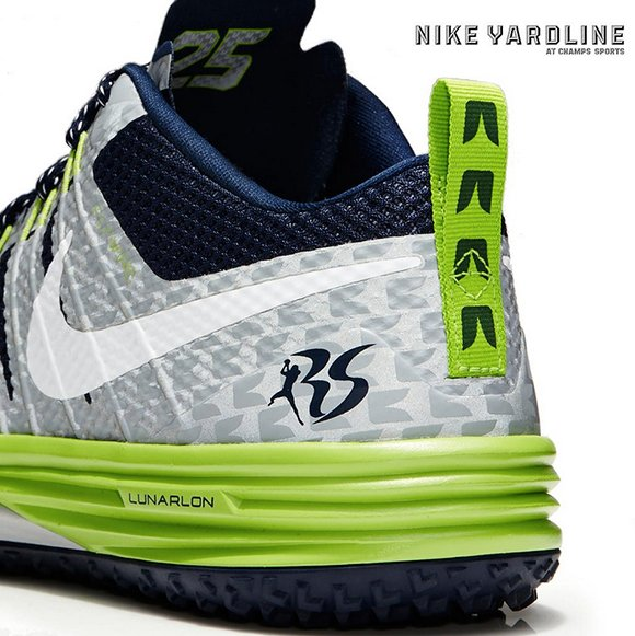 Richard Shermans Nike Lunar TR1 Drops Exclusively @ Yardline