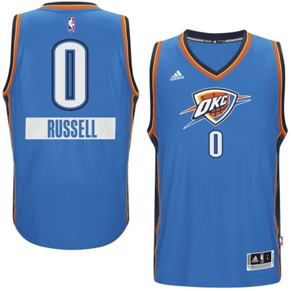 Russell Westbrook 2014 NBA adidas Christmas Day Jersey