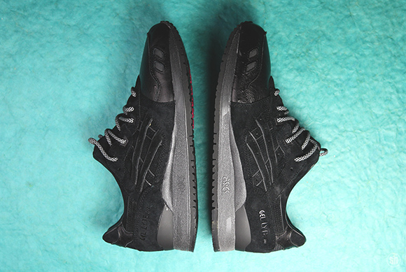 Solefly x Asics Gel Lyte III Night Haven