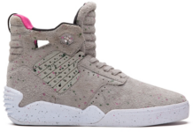 Supra Skytop IV Grey/Speckle-White - Now Available