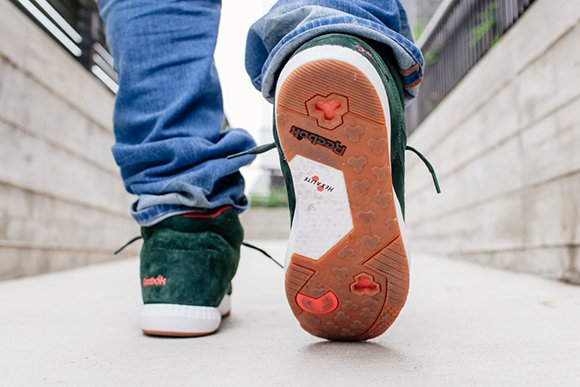 The Hundreds x Reebok AXT Pump Coldwaters Pack