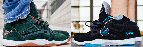 The Hundreds x Reebok Pump AXT Black Friday 2014