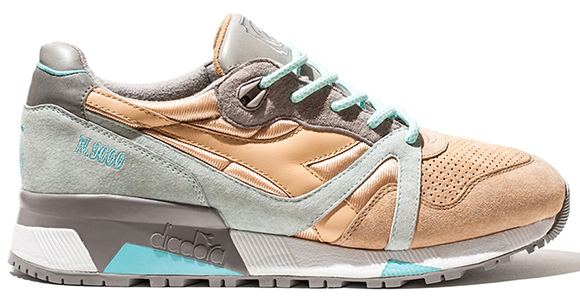 Weekend Release 24 Kilates Diadora N.9000 Sol